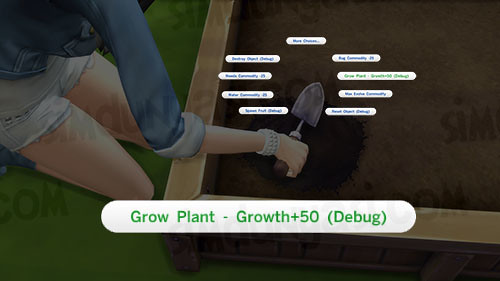 Grow Plant Growth +50