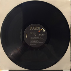 THE MEMPHIS HORNS:BAND II(RECORD SIDE-B)