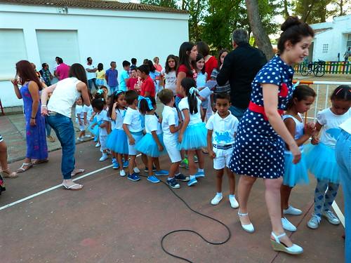 Festival Fin de Curso 2017 - Cinco Casas