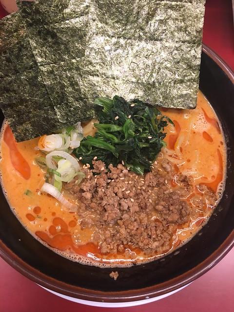 松田家担々麺