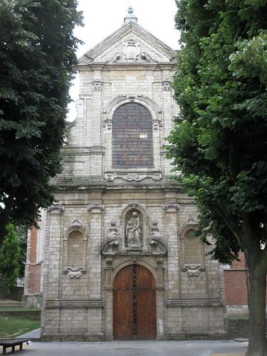 Magdalenakapel, Brussels