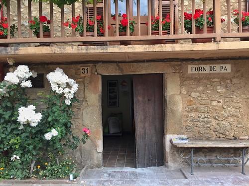 Forn de pa de Hostalets d'en Bas (La Garrotxa, Girona)