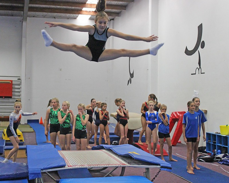 WBOP Schools Gymsport Festival Year 7-8 - Results