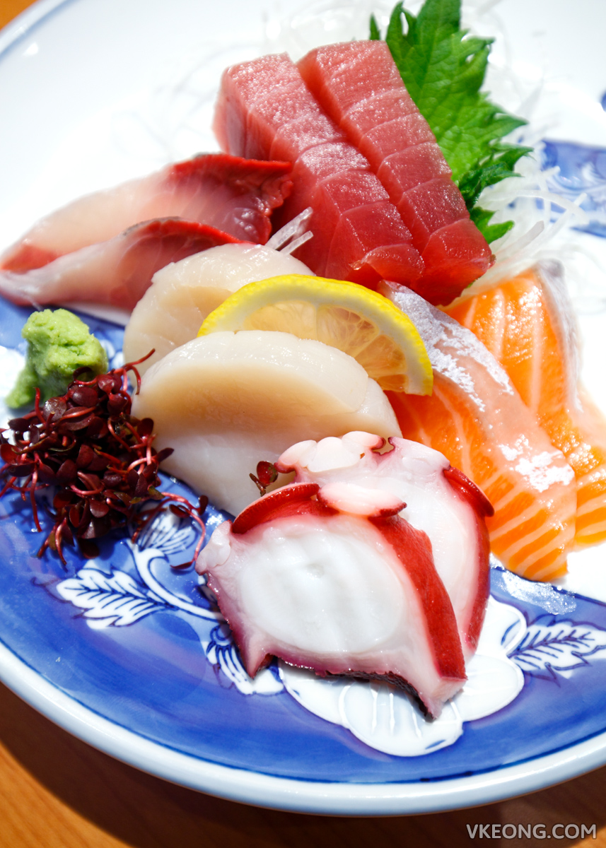 Touan Yakitori Robata Sashimi