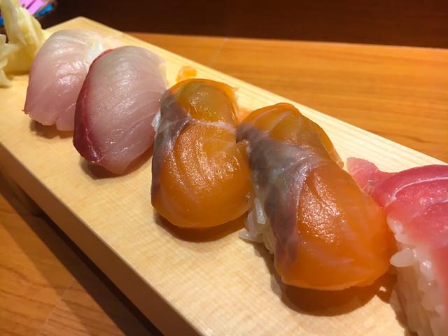 TOUAN Yakitori & Robata - SUSHI Salmon
