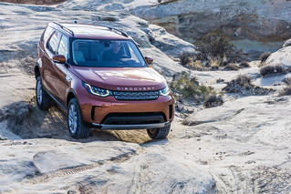 2017 Land Rover Discovery Drive, UT | by Dave Pinter