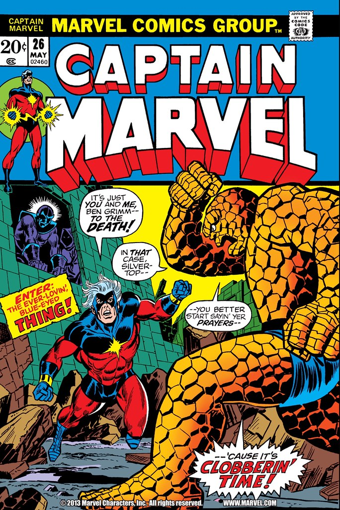 Captain Marvel 26