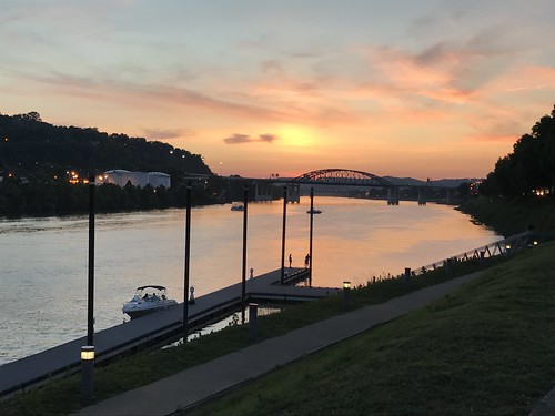 Sunest over the Kanawha | by Otherstream
