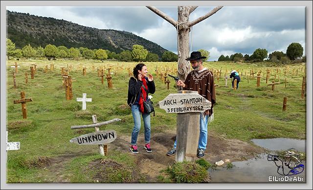 El Cementerio de Sad Hill está en Burgos (13)