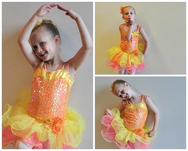 Dance Recital Dress Rehearsal Ballet