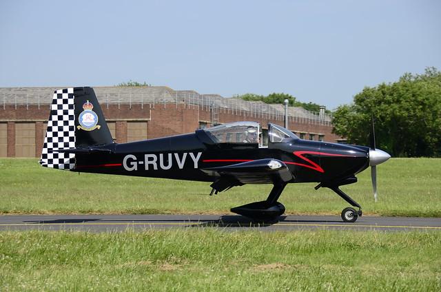 G-RUVY Van's RV-9A