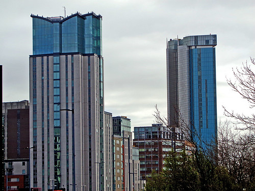 Orion Tower, 10 Holloway Circus | by worldtravelimages.net
