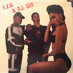 E.Z.B. & D.J. LOS:POWER OF THE BASS(JACKET A)