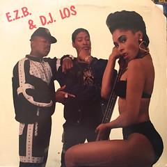 E.Z.B. & D.J. LOS:POWER OF THE BASS(JACKET A)