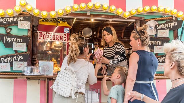 Foodtruckfestival TREK in Enschede (vrijdag)