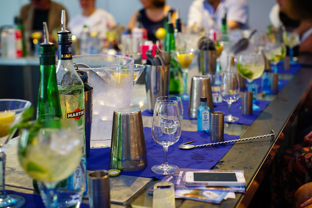 Cocktail Masterclass at Laverstoke Mill