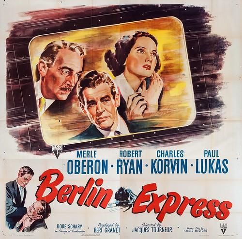 Berlin Express - Poster 3