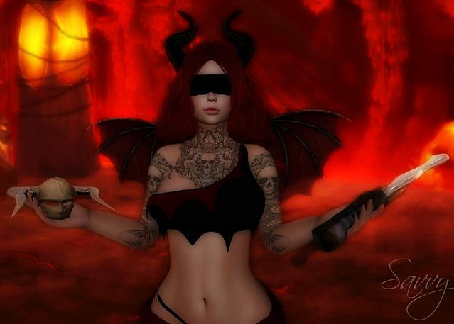 Demonic Balance