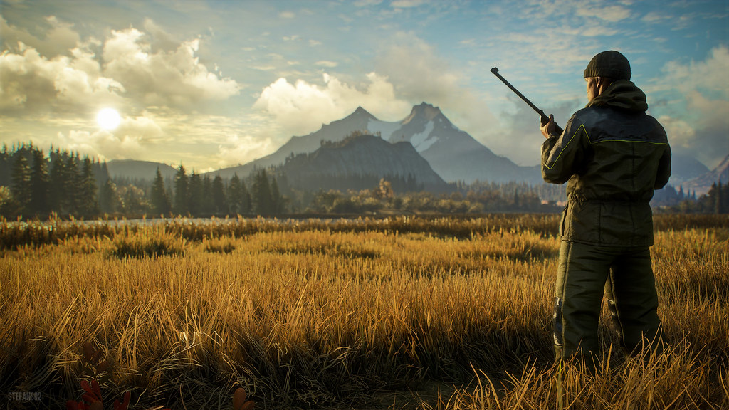 Thehunter Call Of The Wild The Cover Screenshot Of