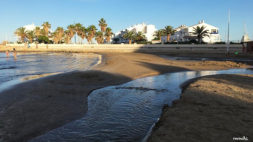 playa de las fuentes