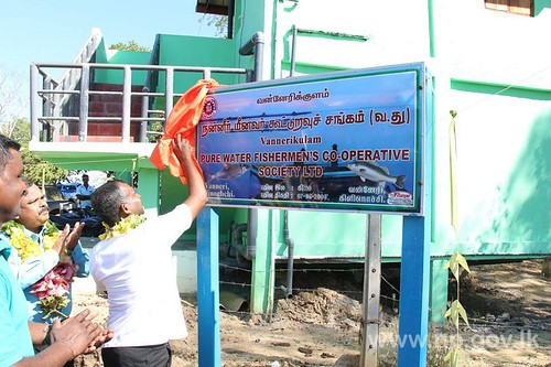 Multipurpose Hall for Vannerikulam Fresh-Water Fishermen Cooperative Society