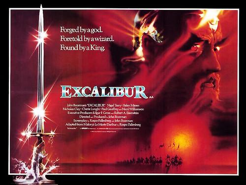 Excalibur - Poster 6