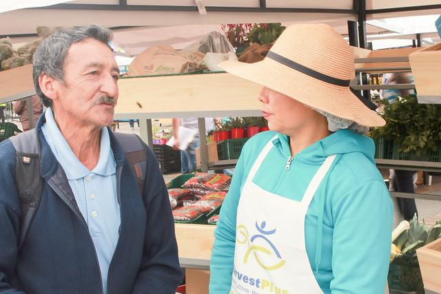 Mercados Campesinos Bogotá