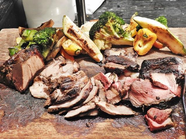 Rôti D'agneau / Roast Lamb & Rôti De Boeuf / Roast Beef