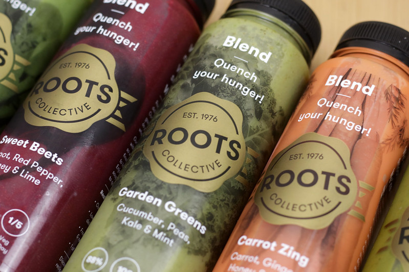 Bottles of Roots Collective