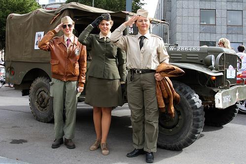 Det är något visst med uniform!