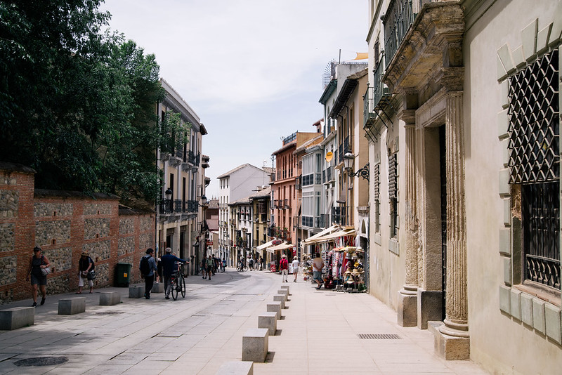 グラナダ旧市街