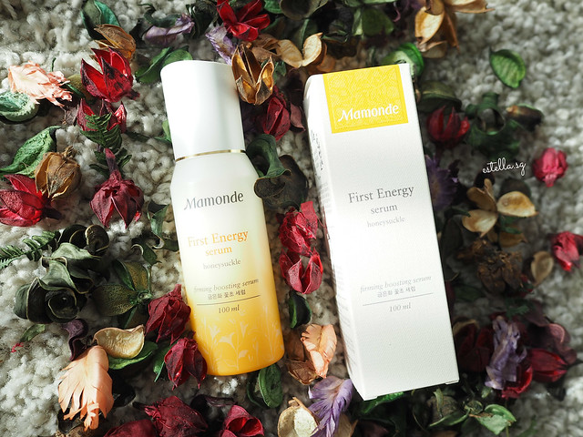 Lazada GSS Mamonde Box - First Energy Serum Honeysuckle