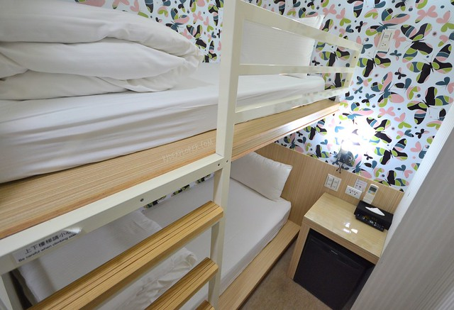 Morwing Hotel Culture Vogue bunk beds