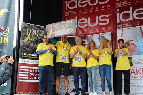 Bilbao Let´s Run 2017