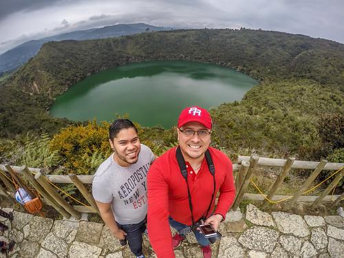 Laguna Guatavita Nosotros