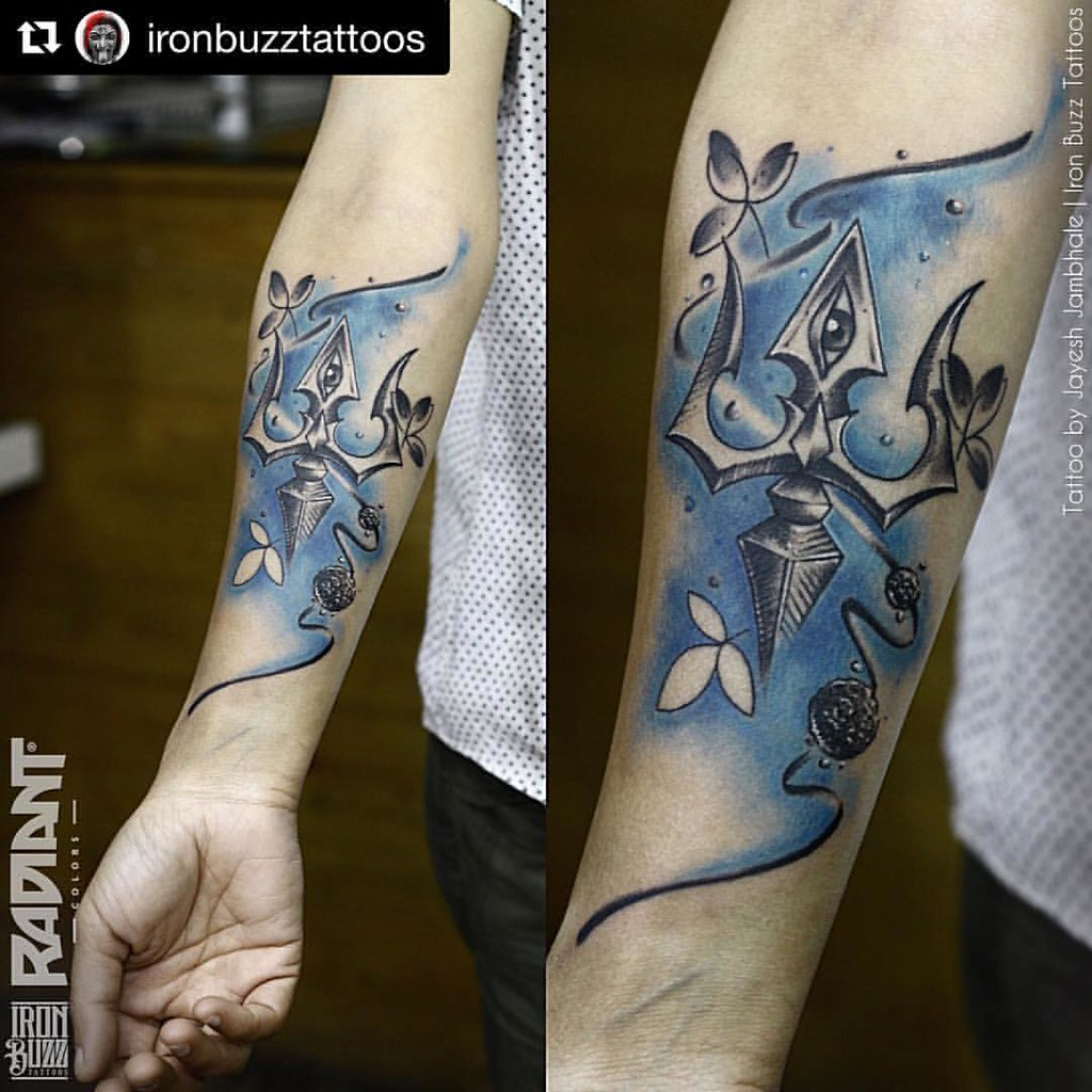 Iron Buzz Tattoos Andheri Mumbai: Iron Buzz Tattoos