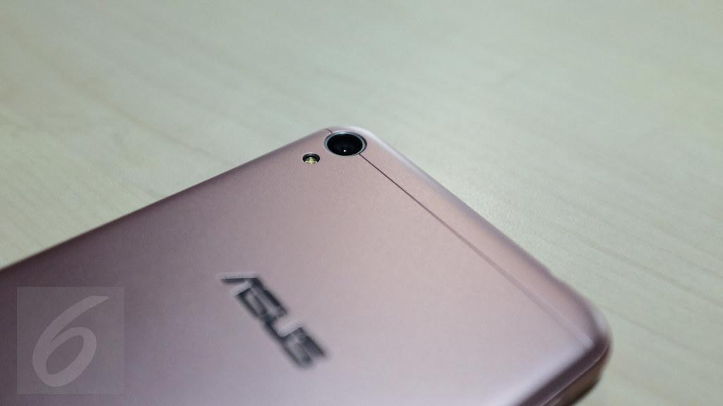 Kamera utama Asus Zenfone Live. Liputan6.com/Iskandar
