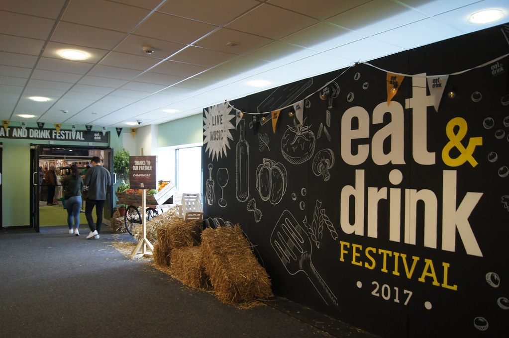Eat & Drink Festival - entrance