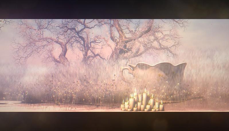 Mystical Fae Forest