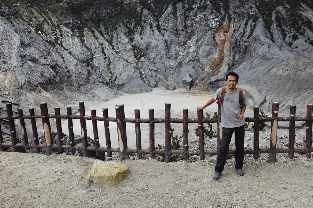 Trans-Java   Indonesia   Tangkuban Parahu