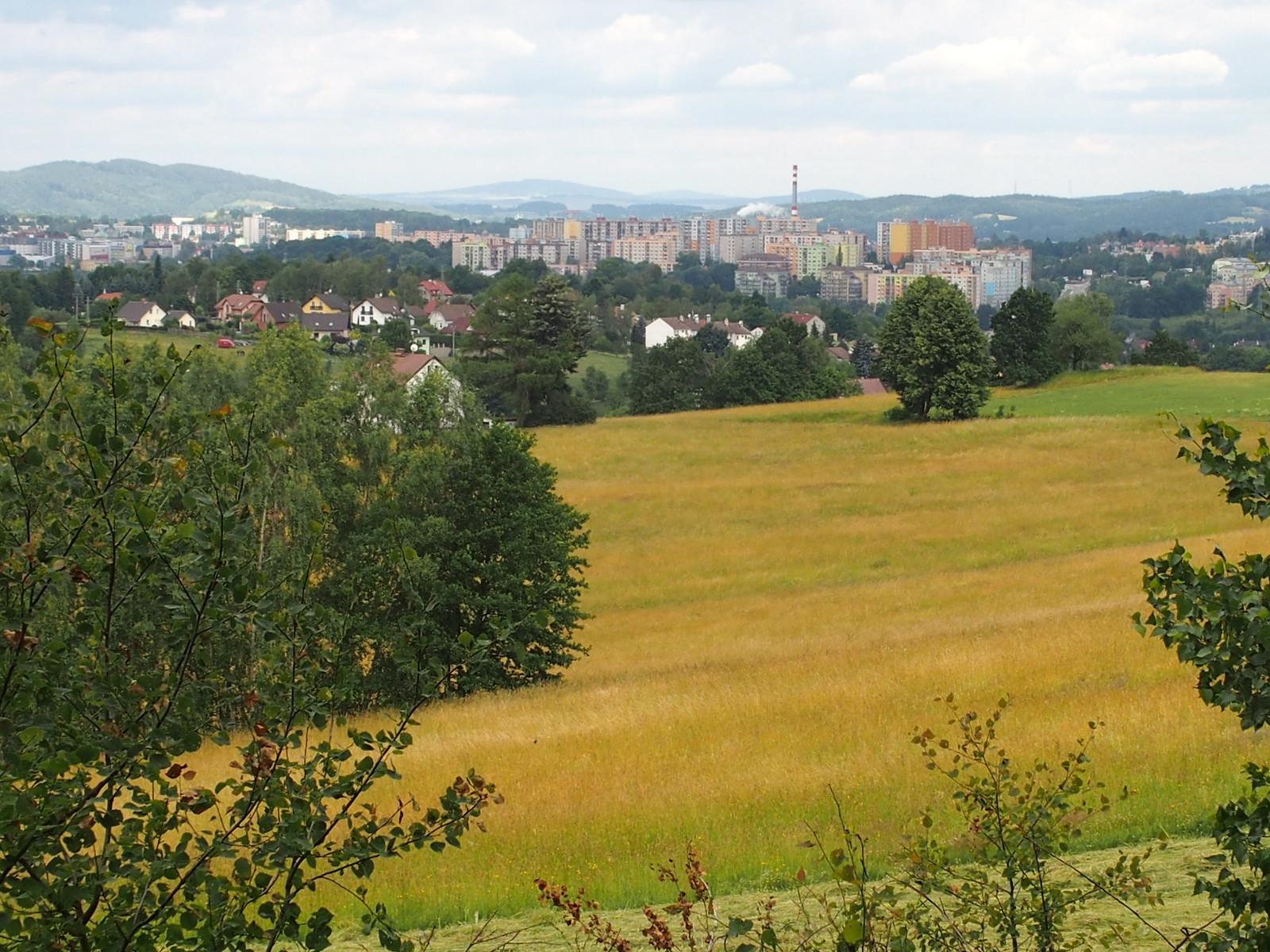 Vy mot Liberec
