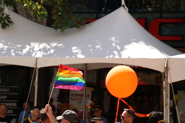 SF Pride Parade 2017