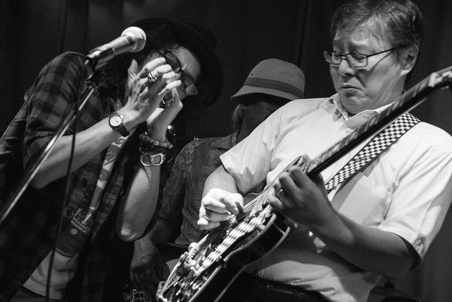 T.G.I.F. blues session at Terraplane, Tokyo, 09 Jun 2017 -00268