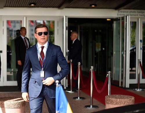 Перший виступ у Парламентській Асамблеї Ради Європи Олега Ляшка