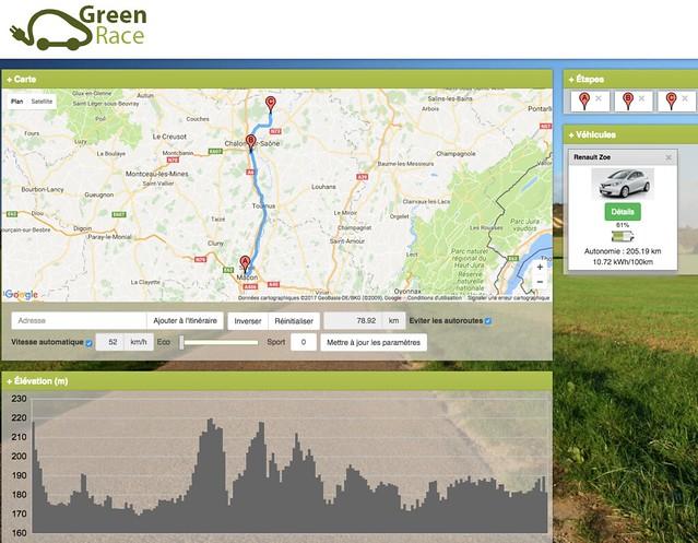 Mâcon -> Gergy -> Mâcon 156 km Q210 35269410021_77e64e2c89_z