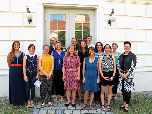 PEC meeting 22-23.06.2017 - HEIRRI in Vienna!