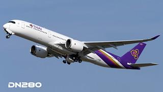 Thai A350-941 msn 123