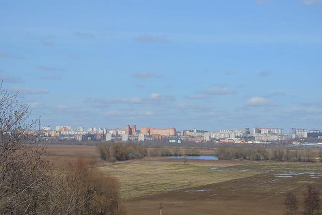 View on the Dzerzinsky