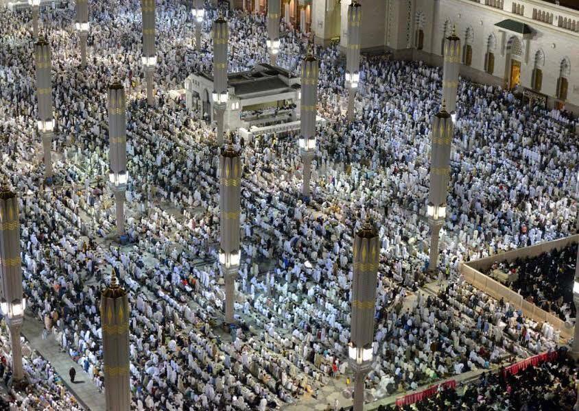 المسجد النبوي  1