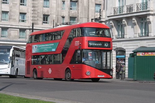 London United LT75 LTZ1075